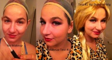 Makeup Test 1